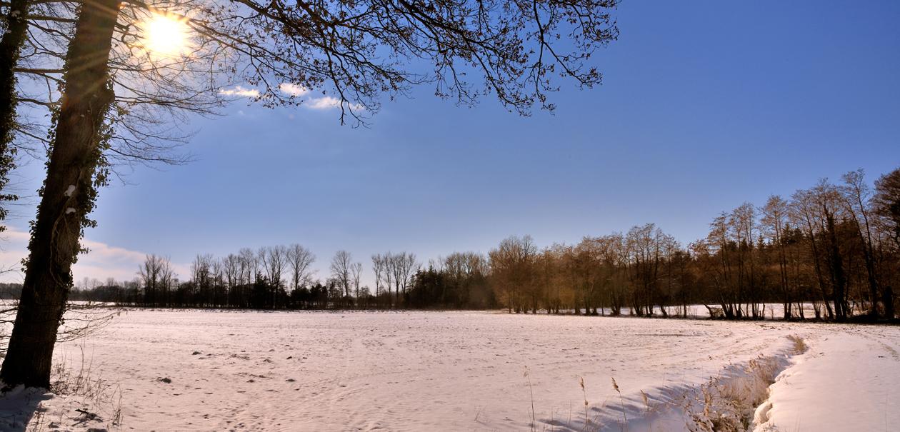 Schwingetal im Winter
